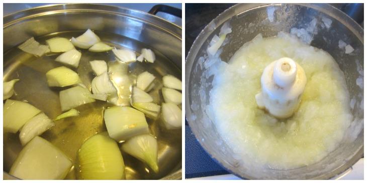 Boil onion