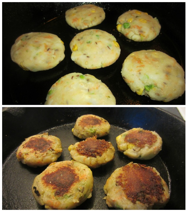 Cook Patties