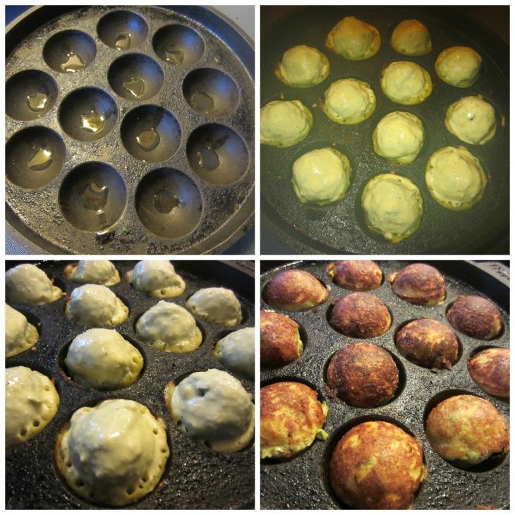 Make balls