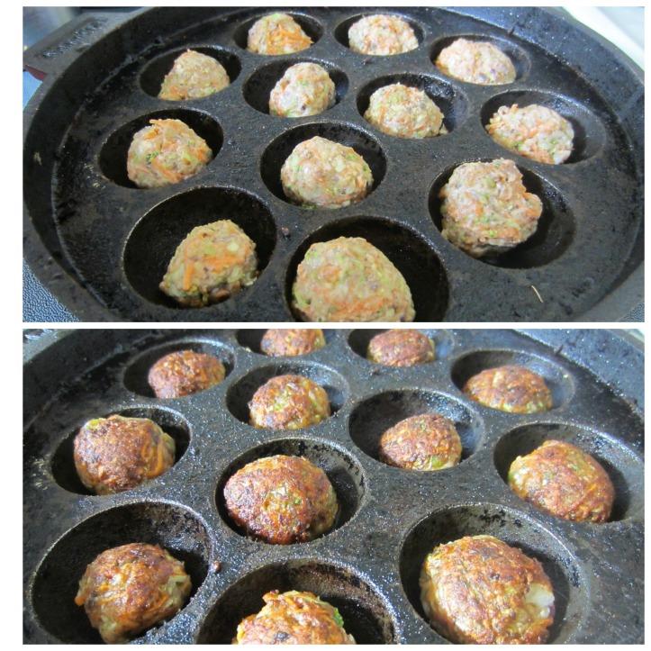 cook balls