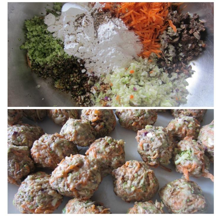 Manchurian balls