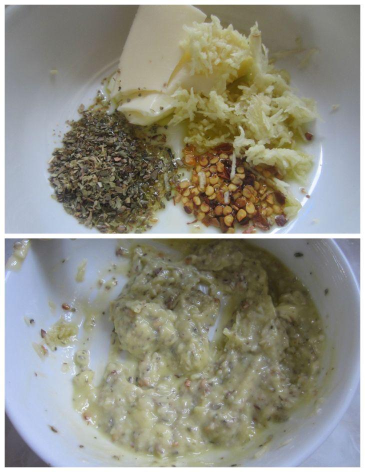 Butter mixture
