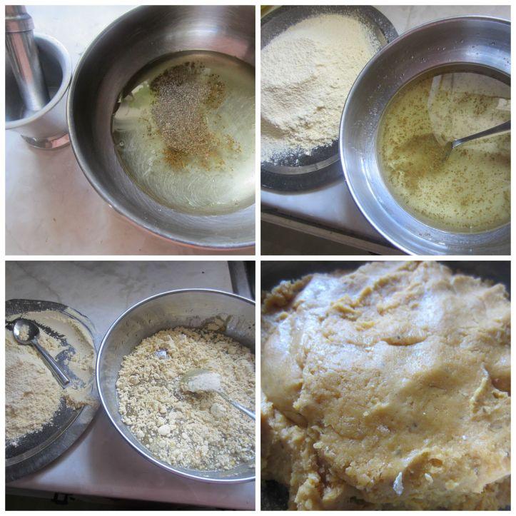 Fafada dough