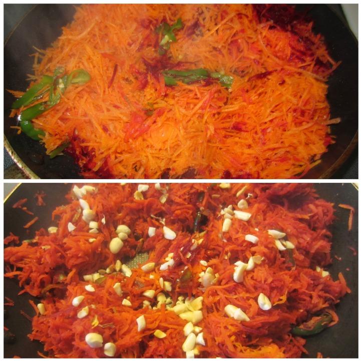 Carrot Beet mix