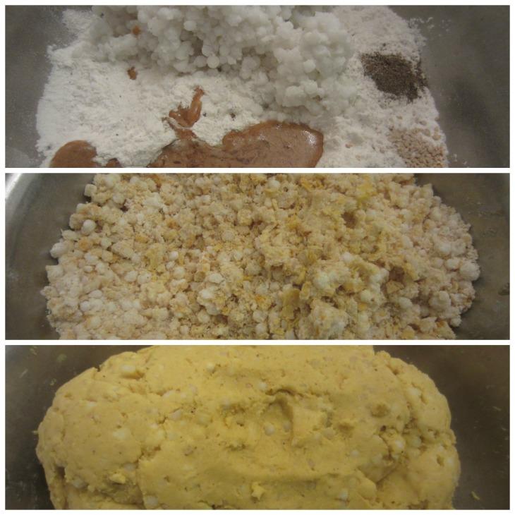 Chakri dough