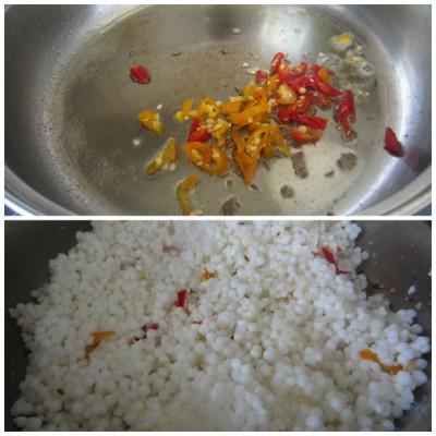 Cook sabudana