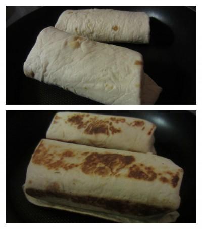 Cook Burrito