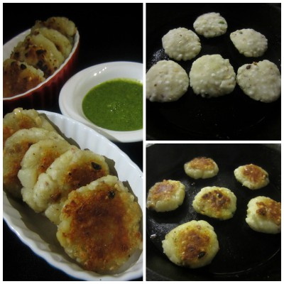 Cook cutlets