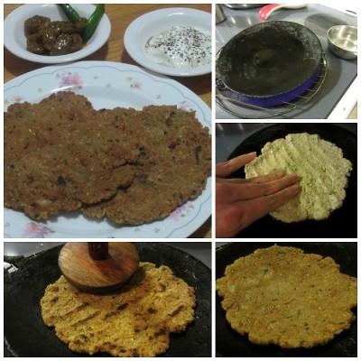 Cook Thalipeeth