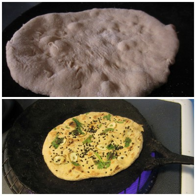 cook naan