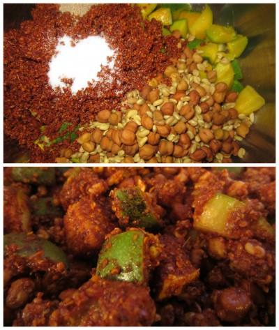 Mix masala