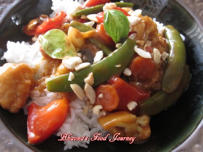 Thai Red curry1