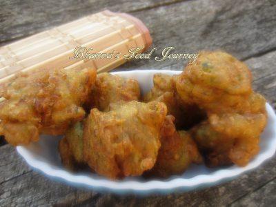 Cauliflower fritter1