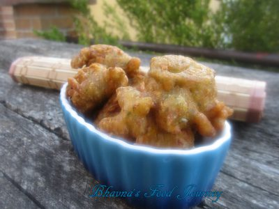 Cauliflower fritter2