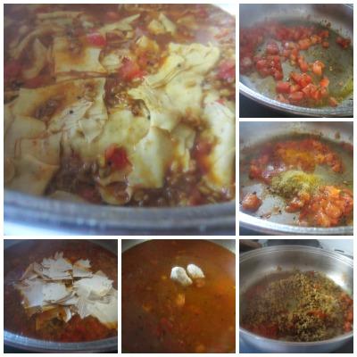 Cook sabji