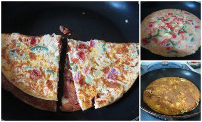 Cook Omelette