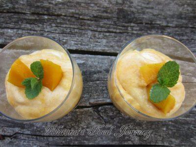 Mango Mousse 2