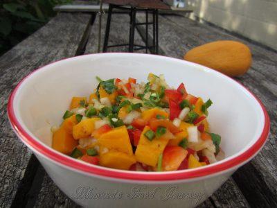 Mango Salsa 1