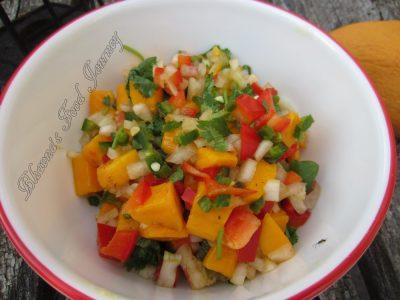 Mango Salsa 2