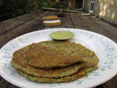 Power Pack Savory Pancakes
