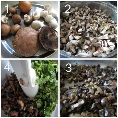 Cook Mushrooms
